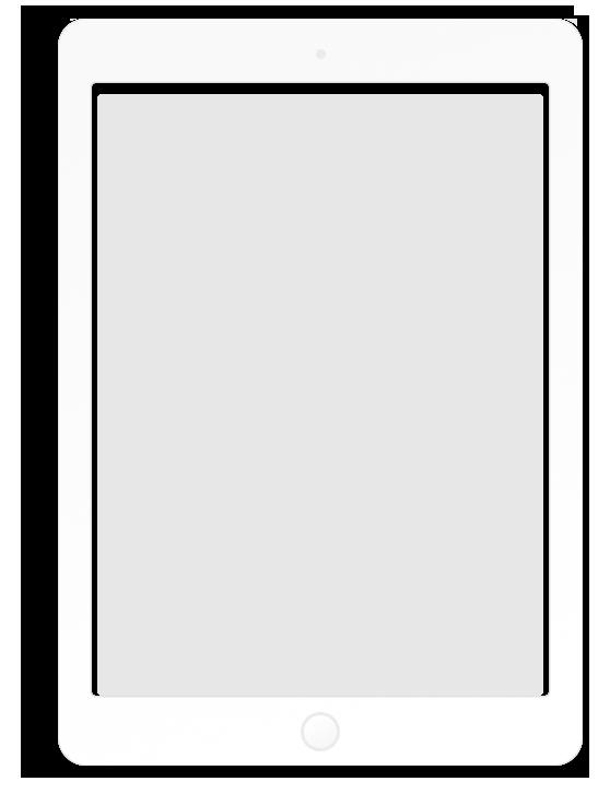 tablet device frame